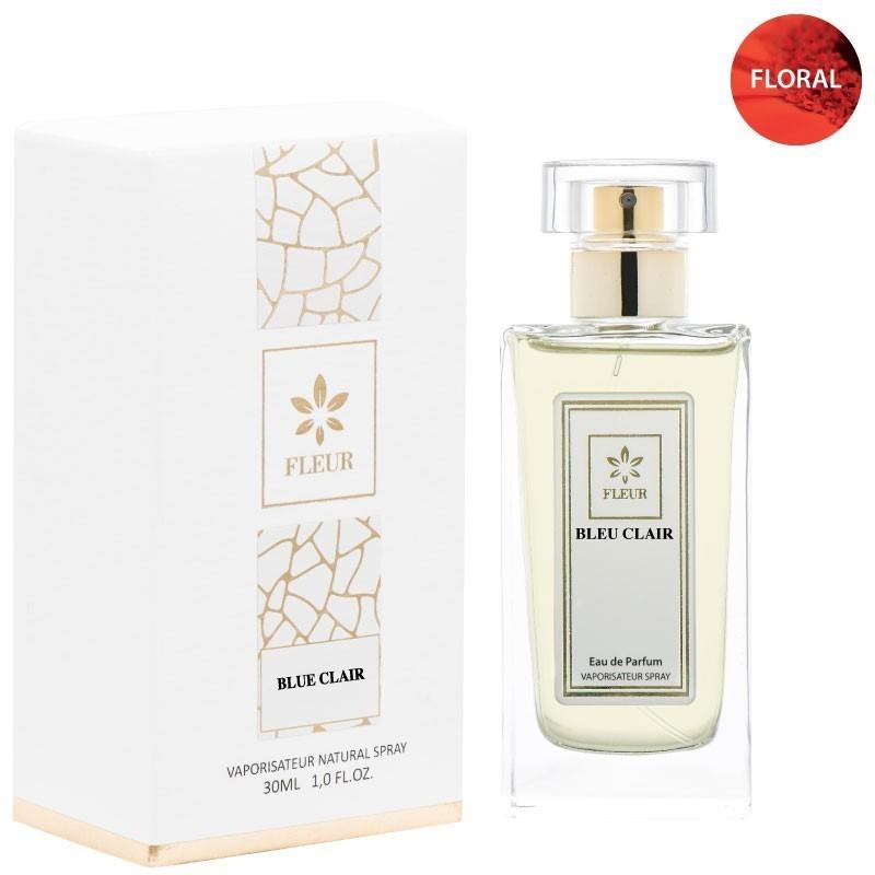 Bleu Clair Women Perfumes Premium - 30 ml - Fleur