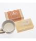 Organic soap with goat's milk