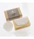 Organic donkey soap with milk