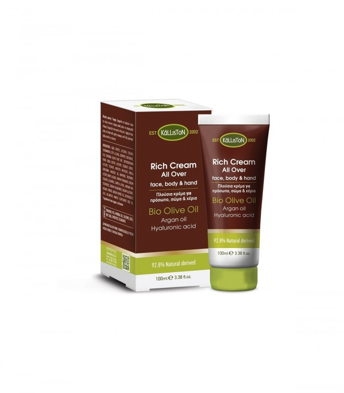 Kalliston - Rich Cream All Over - 100 ml