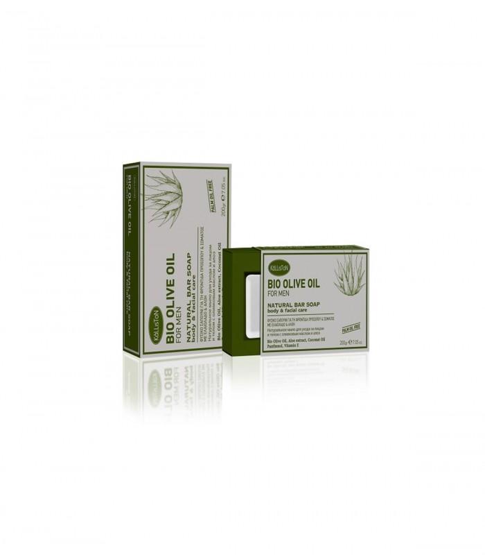 Kalliston - Organic olive oil soap with Aloe Vera