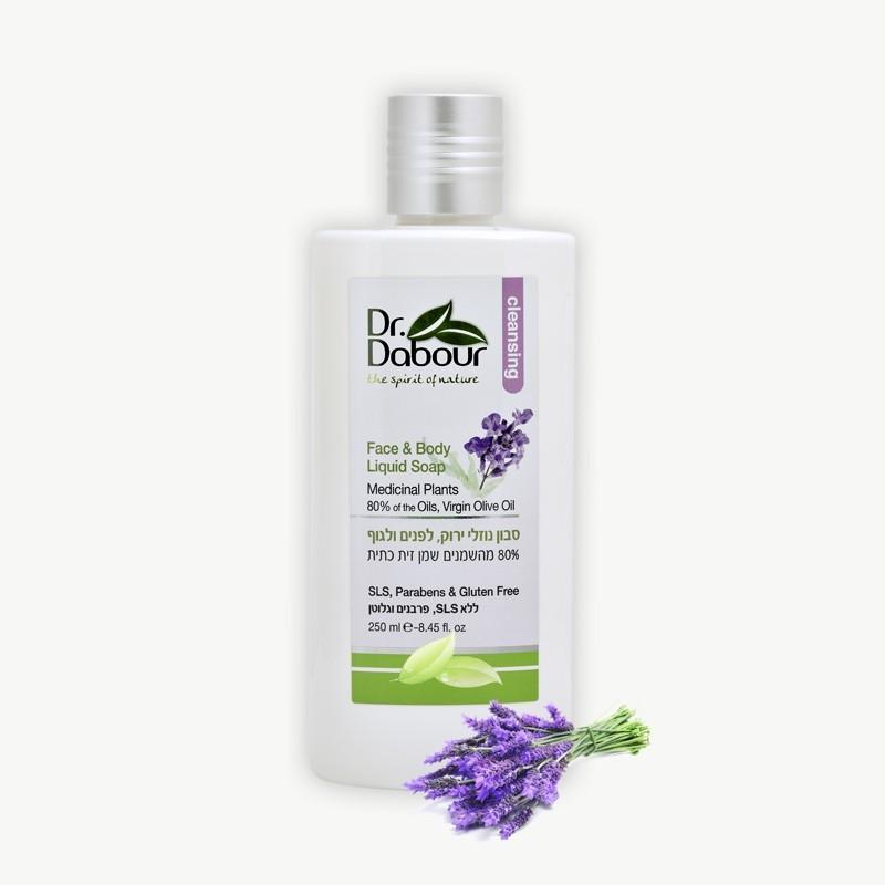Dr. Dabour Face & Body Liquid-Soap - 250ml