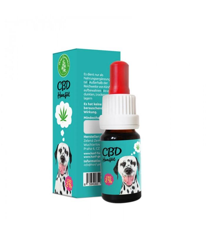 CBD oil for animals 2%