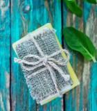 Category for handmande soap by brand Evergetikon